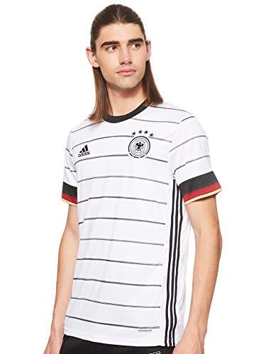 adidas 2020-2021 Germany Home Football Soccer T-Shirt Jersey