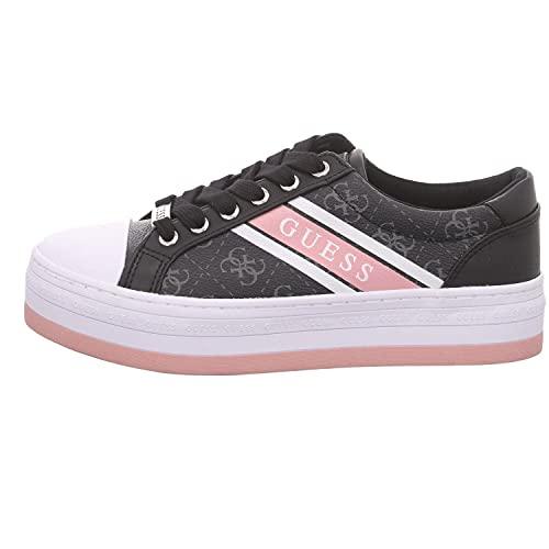 Guess Sneakers Black FL6BRA ELE12 Coal Size: 8.5 UK image 1