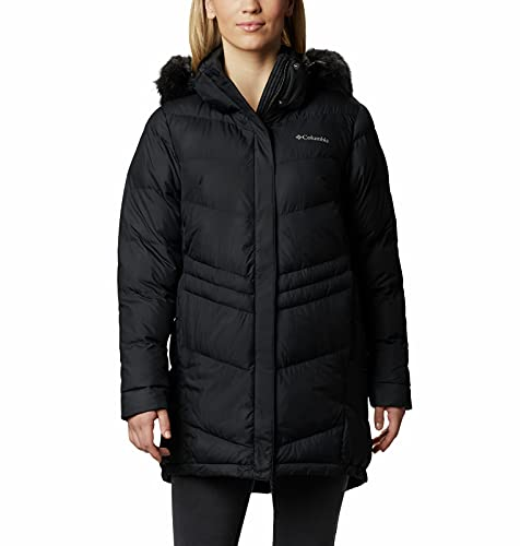Columbia Women's Peak to Park Mid Insulated Jacket, black, Small image 1