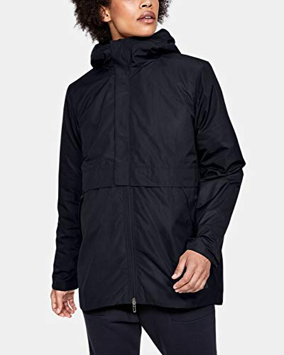 Under Armour Women's UA Perpetual ColdGear Reactor 3-in-1 Jacket MD Black image 1