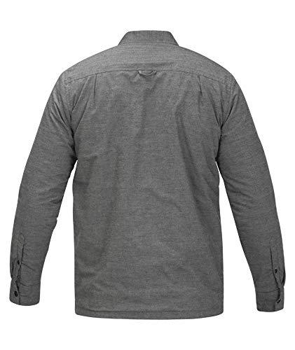 Hurley Men's Cooper Washed Long Sleeve Shacket, Black - Small image https://images.buyr.com/OV18L7E_22CF2277566D4E979C4377CC4D41CBFE9DCB70D9E3C890EAEF875EAE7850B28E-CMNRMOJSnBrvfilVxTwjrQ.jpg1