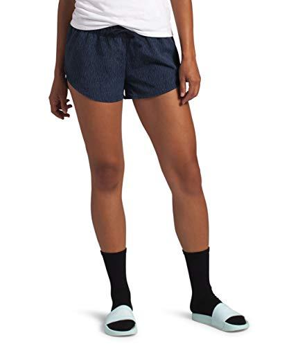 The North Face Women's Class V Mini Short, Urban Navy Rain Camo Print, XL, REG image 1