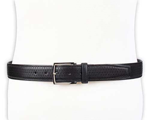 Cole Haan Men's Leather Belt, Black Perforated, 32 image https://images.buyr.com/OV18L7E_258716806704279DFCDF358EF62F289812F8ABE386B15E07AABCB7846D1BEC2B-ueH0XqKcv7qQaN6Yngcdww.jpg1
