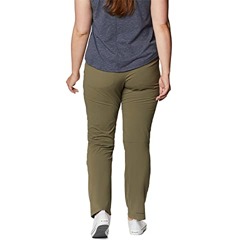 Columbia Women's Saturday Trail Pant, Water & Stain Resistant Stone Green, 16 Long - Plus image https://images.buyr.com/OV18L7E_27B6616CF09C3EC919BC144DE665750E2A6874E817960A704FED38780B55D22C-AcocttssIpfQ5bUOujLzWw.jpg1