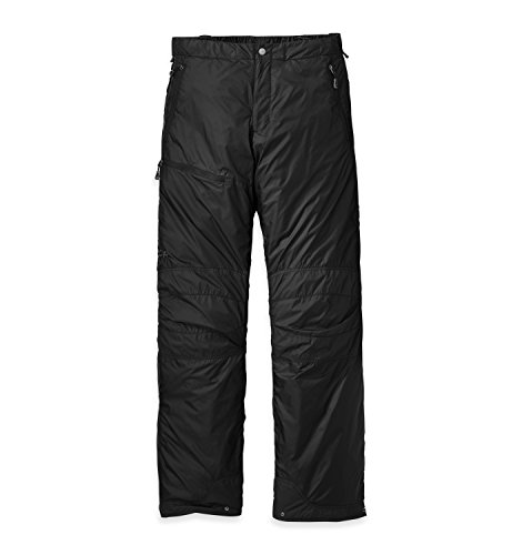 Outdoor Research Men's Neoplume Pants, Black, X-Small image 1