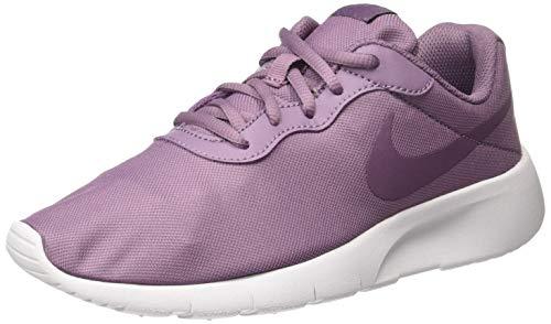 Nike Kids' Tanjun GS Running Shoes Violet Dust/Violet 5.5 image 1
