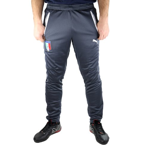 PUMA Men's Figc Italia Coach Pants image 1