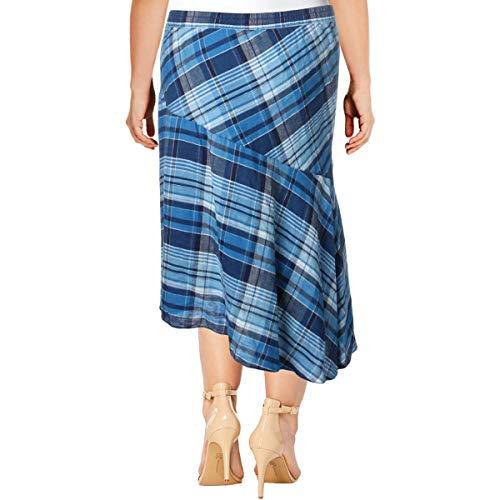 Ralph Lauren Womens Navy Plaid Midi A-Line Skirt Size 12 image https://images.buyr.com/OV18L7E_343A09F5B4B1E0A693BA0F46A8338EA5BF11CBAA2C7DB6F9C68F630D793FDA41-HBPf6PfnKl2RzmByAKlyAg.jpg1