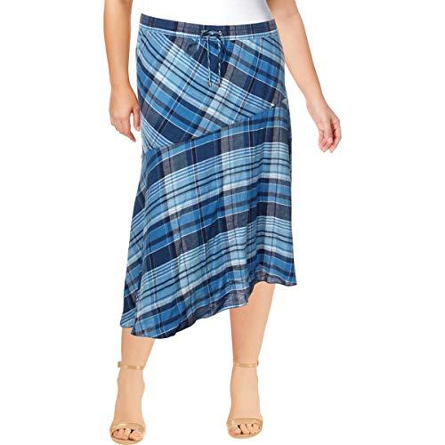 Ralph Lauren Womens Navy Plaid Midi A-Line Skirt Size 12 image https://images.buyr.com/OV18L7E_343A09F5B4B1E0A693BA0F46A8338EA5BF11CBAA2C7DB6F9C68F630D793FDA41-WIoPyyCDjzJkmA9ej7dyQA.jpg1