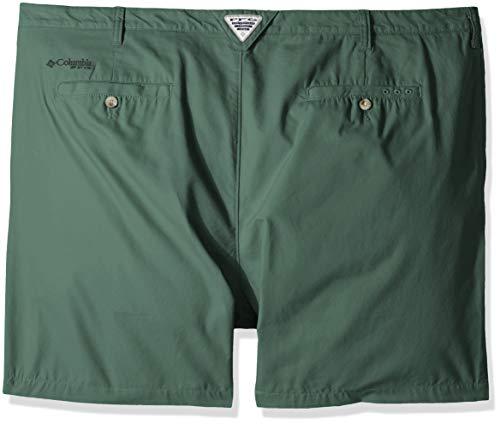 "Columbia Men's Bonehead II Shorts, Quick Drying, Thyme Green, 38 x 10"" Inseam image https://images.buyr.com/OV18L7E_3B987890556233D7B1A2F7A9F402044CFBBBEC51D0FF5404B284C93262CF6C0A-Q3hhtUKhd3R1bidddYoiWA.jpg1"