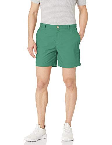 "Columbia Men's Bonehead II Shorts, Quick Drying, Thyme Green, 38 x 10"" Inseam image 1"