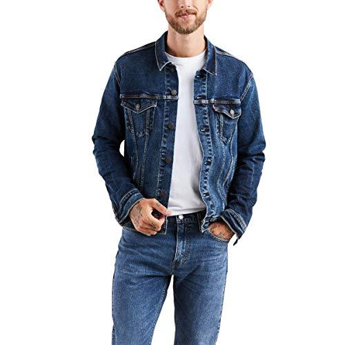Levi's Men's Trucker Jacket Outerwear, -Colusa/stretch, L image 1