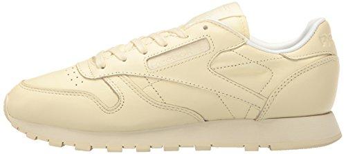 Reebok Women's Classic Leather Running Shoe, Washed Yellow/White, 8.5 M US image https://images.buyr.com/OV18L7E_41D31C2E4BCA9074BA93C6FB875598BEB065FD3ADE928423FD8B99F566855D3F-AClDYCyS1j3lrXoyLtL0Lw.jpg1