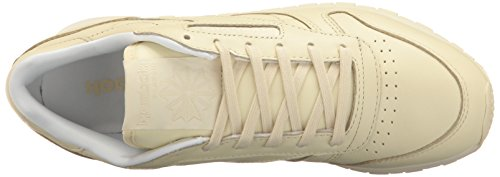 Reebok Women's Classic Leather Running Shoe, Washed Yellow/White, 8.5 M US image https://images.buyr.com/OV18L7E_41D31C2E4BCA9074BA93C6FB875598BEB065FD3ADE928423FD8B99F566855D3F-xUqGLmpU65TrVWdiQLNUxw.jpg1