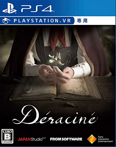 Sony Déraciné VR SONY PS4 PLAYSTATION 4 JAPANESE VERSIO image 1
