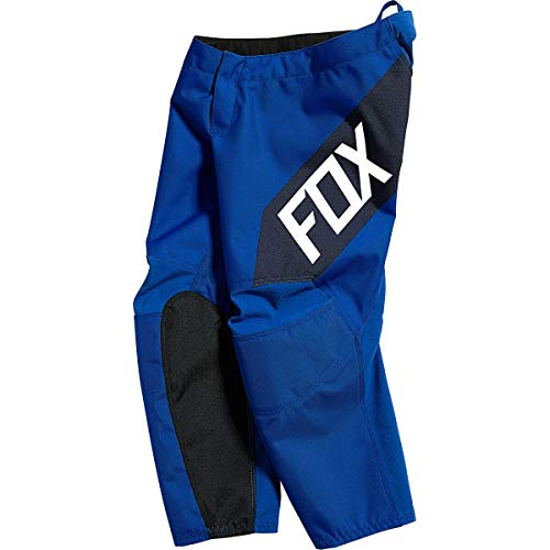 Fox Racing Kids' Youth 180 REVN Motocross Pant, Blue, K4 image 1