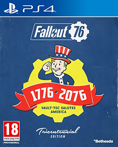 Fallout 76: Tricentennial Edition (PS4) image 1