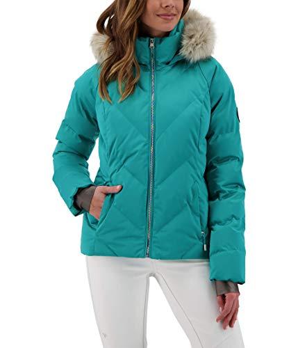 Obermeyer Womens Bombshell Jacket, Be My Bay, 6P image 1