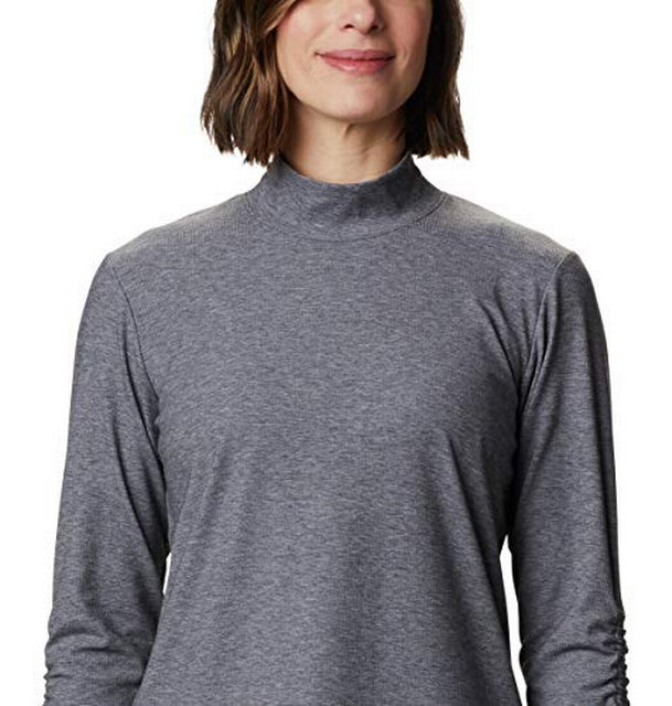Columbia Womens Firwood Ribbed Knit 3//4 Sleeve Knit