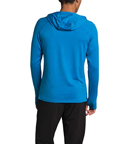 The North Face Men's Hyperlayer FD Hoodie, Clear Lake Blue Heather, S image https://images.buyr.com/OV18L7E_4C724E30D5CA3E31367CA6E4BCFBAA4AF2528331D9E5A609B13C0EFE4DC06693-XEQQVEpW5Uq0DFcxCWjLug.jpg1