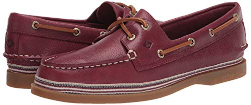 Sperry womens A/O 2 Eye Boat Shoe, Cordovan, 9.5 US image https://images.buyr.com/OV18L7E_4D1CDE4FDDCC245B41AA4828E71A8B53C091865E5B1ABD7ACB1E0AAC35998734-hZ9rzRVs-tGtawZRQi6pdQ.jpg1