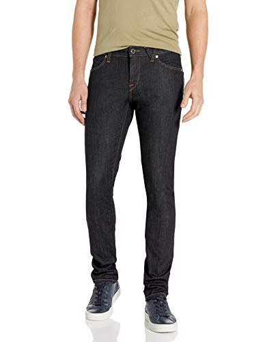 Volcom Men's 2x4 Stretch Denim Jean, Rinse, 29X32 image 1