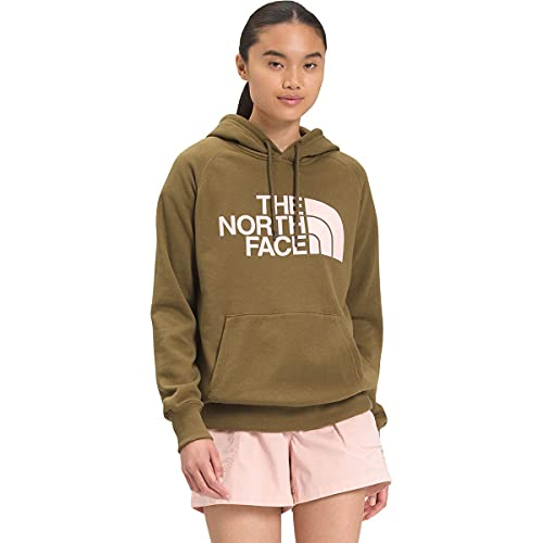 The North Face Half Dome Pullover Hoodie - Women's Military Olive X-Large image 1