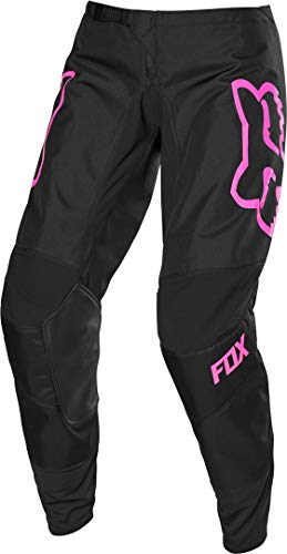 Fox Racing 2020 Women's 180 Pants - Prix (10) (Black/Pink) image 1