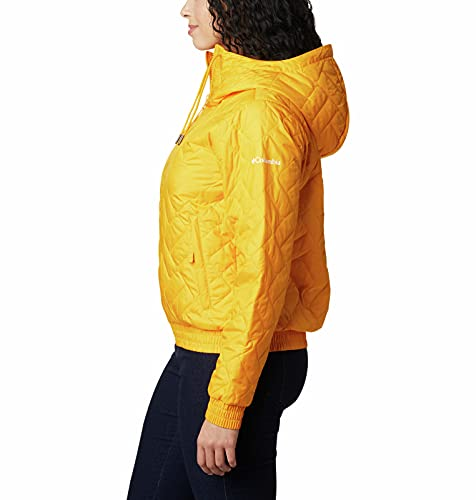 Columbia Women's Sweet View Insulated Bomber, Bright Marigold, X-Small image https://images.buyr.com/OV18L7E_5795E968FD57A6B8AEDCF94EE0522DB8BBA527CE41CD323BBF4F8AF7F1CC48FA-3vSCa3dl-Wu32MCarR8T7w.jpg1