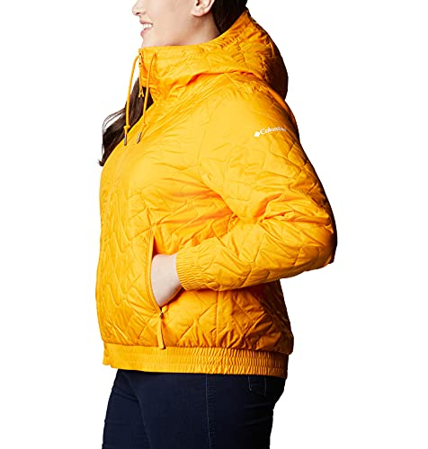 Columbia Women's Sweet View Insulated Bomber, Bright Marigold, X-Small image https://images.buyr.com/OV18L7E_5795E968FD57A6B8AEDCF94EE0522DB8BBA527CE41CD323BBF4F8AF7F1CC48FA-FBS1NmnWotOtyzRKrrCaEw.jpg1