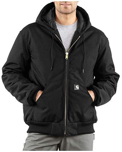Carhartt Men's Big & Tall Arctic Quilt Lined Yukon Active Jacket,Black,XXXX-Large image 1