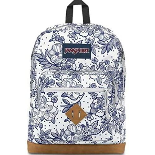 Jansport City View Backpack Vintage Floral image 1