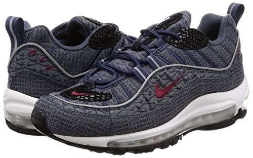 Nike Mens Air Max 98 QS 924462 400 Thunder Blue - Size 9.5 image https://images.buyr.com/OV18L7E_5B64BD7206C4E568F555120713A40F637B2D9A53444F3E3468113D04B12142EC-_W8LRTLlXws61upWkQS8Mw.jpg1