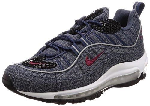 Nike Mens Air Max 98 QS 924462 400 Thunder Blue - Size 9.5 image 1