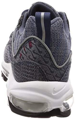 Nike Mens Air Max 98 QS 924462 400 Thunder Blue - Size 9.5 image https://images.buyr.com/OV18L7E_5B64BD7206C4E568F555120713A40F637B2D9A53444F3E3468113D04B12142EC-gzU-oOyeCR0P06ck1HMIoA.jpg1