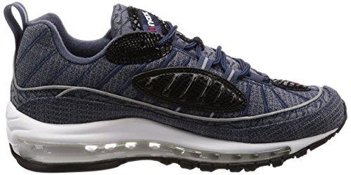 Nike Mens Air Max 98 QS 924462 400 Thunder Blue - Size 9.5 image https://images.buyr.com/OV18L7E_5B64BD7206C4E568F555120713A40F637B2D9A53444F3E3468113D04B12142EC-sUtbcN7GqqyKhvMRVmk5nw.jpg1
