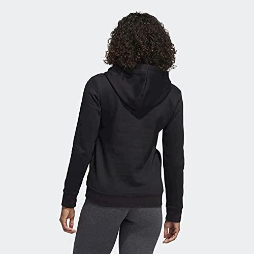 adidas Women's Badge of Sport Overhead Fleece Hoodie (Core-Black / Black, Medium) image https://images.buyr.com/OV18L7E_5C6FF5F093E2AA9C5D2DBEA5C969CFF80FC26EDD13D10E2ABF95B58EF7BE3F6E-3gurJNBLOcgjndUBluEeQA.jpg1