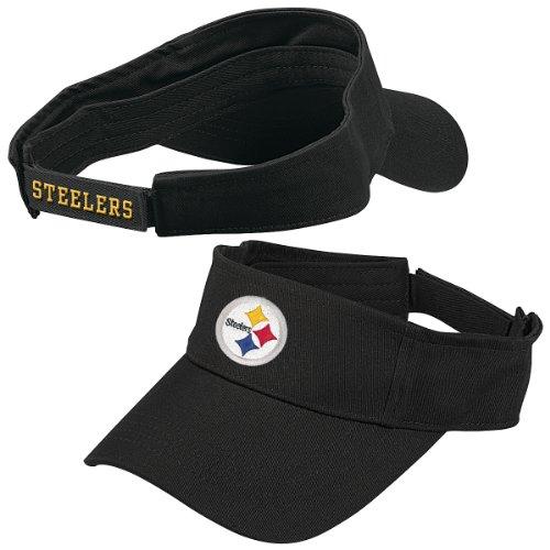 Reebok Pittsburgh Steelers Logo Visor Adjustable image 1
