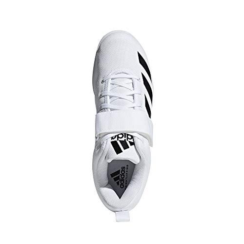 adidas Men's Powerlift 4 Weightlifting Shoe, White/Black/White, 17 M US image https://images.buyr.com/OV18L7E_68FFA0AEC6CC413D8B951CE67C5A7AB42D790AE795535D35AC302EC9D4B19441-6cP8KgVgb8LNcHLgbUMBXg.jpg1