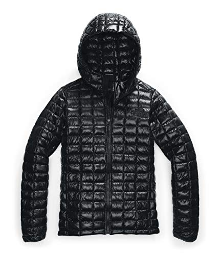 The North Face Women's Thermoball Eco Hoodie, TNF Black, M image 1