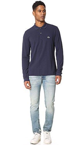 Lacoste mens Classic Long Sleeve Pique Polo Shirt, Navy Blue, 9 US image https://images.buyr.com/OV18L7E_6D990FB0712C65B7E9C7E2C5D5AAFB82A06BE8C65C55BBED8C80774D5936F4D3-OU9G6Y0vDvB0HA3pm6qQMA.jpg1