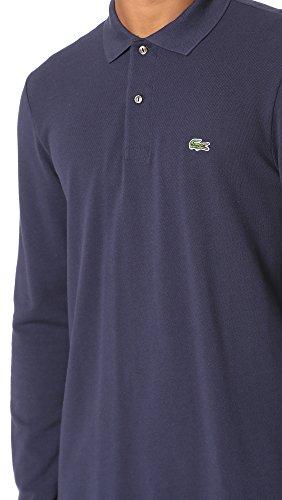 Lacoste mens Classic Long Sleeve Pique Polo Shirt, Navy Blue, 9 US image https://images.buyr.com/OV18L7E_6D990FB0712C65B7E9C7E2C5D5AAFB82A06BE8C65C55BBED8C80774D5936F4D3-fGYb_INWknifH9uvTF9f4g.jpg1