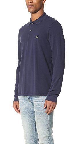 Lacoste mens Classic Long Sleeve Pique Polo Shirt, Navy Blue, 9 US image https://images.buyr.com/OV18L7E_6D990FB0712C65B7E9C7E2C5D5AAFB82A06BE8C65C55BBED8C80774D5936F4D3-uffVvvQPY7C331TqwhQB1w.jpg1