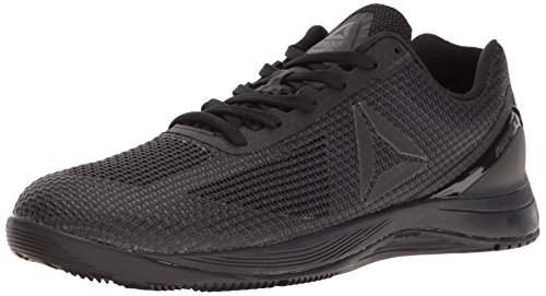 Reebok Men's CROSSFIT Nano 7.0 Sneaker, Lead/Black/Black, 7 M US image 1