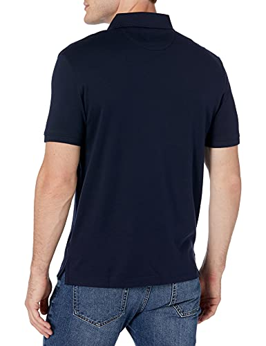 Calvin Klein Men's Liquid Touch Polo Solid with UV-Protection, Cadet Navy, X-Small image https://images.buyr.com/OV18L7E_6FE5E552F01670432CB30EC01277975BFE995EB8EF0EBCA57C795352E3335278-Zz0waQVKVHsd30sHrvIR3A.jpg1