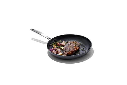 """OXO Good Grips Pro Nonstick Dishwasher Safe Black Frying Pan, 12"""" image https://images.buyr.com/OV18L7E_72424E32C93F50025D50A2508B2286AC2882E052FE58207968175FBAC088EEBA-01Eehc6xTiRrmlKoK3S_hA.jpg1"""