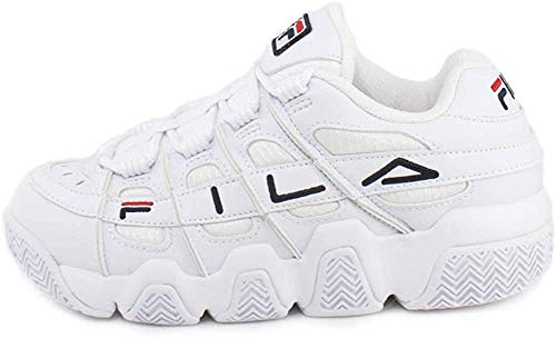 Fila Women's Uproot Shoes White/Navy/Red 7.5 image 1