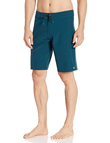 Billabong Men's Standard Classic Stretch 20 Inch Outseam Boardshort, Navy All Day, 29 image 1