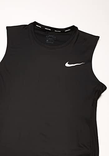 Nike Pro Compression Sleeveless Top BV5600-010 Size S Black/White image https://images.buyr.com/OV18L7E_7A9CE37C671DD7ECBC229699A150191AFD5AF59795838AB75BA11E4836223014-5Qmbc76wI8-sAC9jcpaJqA.jpg1