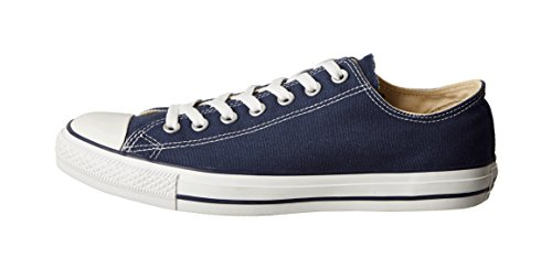 Converse Chuck Taylor All Star Ox Low Top Navy Sneakers - 3.5 D(M) US image 1